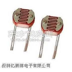 高性价比直径7MM光敏电阻图片