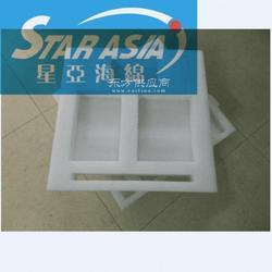 珍珠棉板材切片防震垫泡沫包装EPE珍珠棉板材定位包装图片