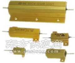 分频器专用铝外壳电阻 环保型发热铝壳电阻图片