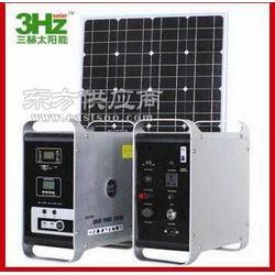 太陽能發電系統含收音機MP3功能圖片