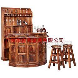 实木酒柜实木酒柜图片