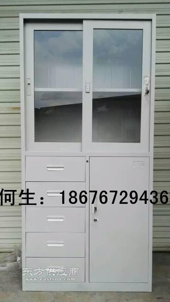 狮山玻璃文件柜