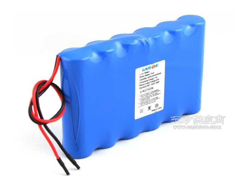 医疗12v大容量锂电池组厂定做批发图片