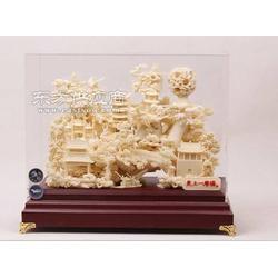 骨雕节日庆典创意礼品商务礼品工艺摆件图片
