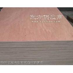 贝壳杉贴面杨木芯杨安芯装饰板E1胶合板图片