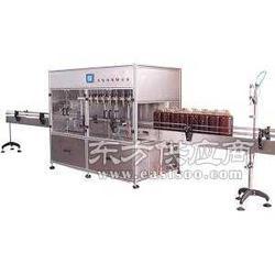 香油灌装机-全自动油类灌装线-豆油灌装机图片