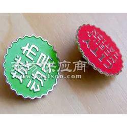 找做金属胸针的厂家 公司徽章定做 专业做徽章的厂家图片