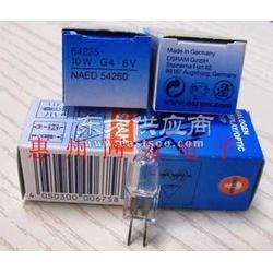 OSRAM 64225 卤钨灯泡10W6V图片