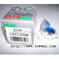 USHIO PHILIPS JCR 12V 100W EFP 卤素灯杯图片