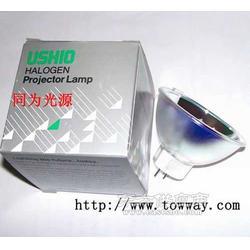 USHIO ELC 24V 250W 光学仪器灯杯GE 品牌也有图片