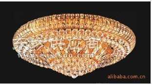 水晶灯供应水晶吸顶灯水晶吊灯LED水晶灯
