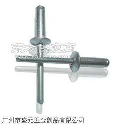 铝/不锈钢开口型抽芯铆钉图片