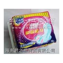 柔柔卫生巾图片