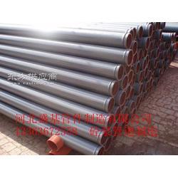 专业生产DN150-125泵车变径管图片