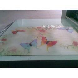 油画布卷料彩印机图片
