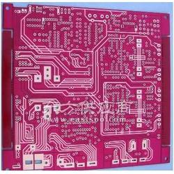 PCB紫油玻纤板图片
