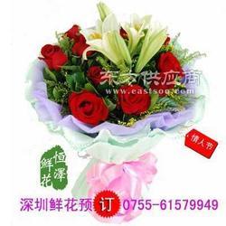 罗湖地王大厦鲜花预订-免费快速配送上门图片