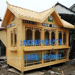 防腐木岗亭,木质岗亭,木屋专业厂家制造,质量好才是图片