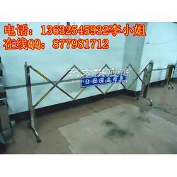 专业生产不锈钢伸缩围栏厂家在哪图片