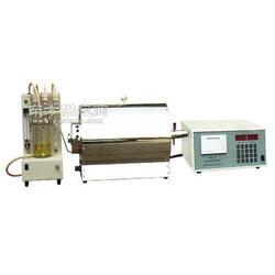 供应WDL-8C微机测硫仪图片