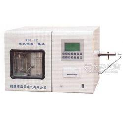 WDL-6E型微机快速一体硫图片