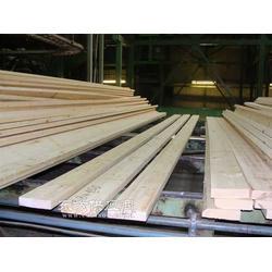 供应樟子松材料进口板材 樟子松烘干板材销售图片