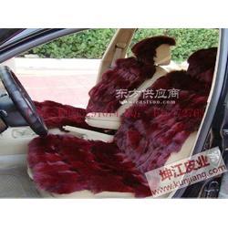 羊剪绒市汽车坐垫图片