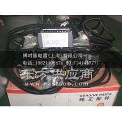 三一电液压桩机电源模块-收音机-全车线图片