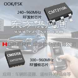 无线接收芯片,无线遥控芯片,应用遥控开关,插座门铃等图片