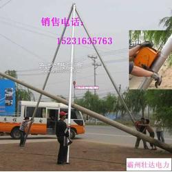 三角架立杆机铝合金三脚架立杆器 最新产品展示图片