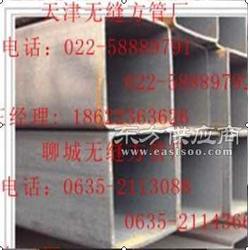 Q345方矩管厂家图片
