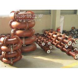 钢衬四氟管乳化剂生产用腐蚀性介质输送首选管图片