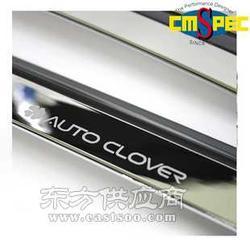 现代ix35电镀雨挡 晴雨挡 专用雨眉 韩国进口图片