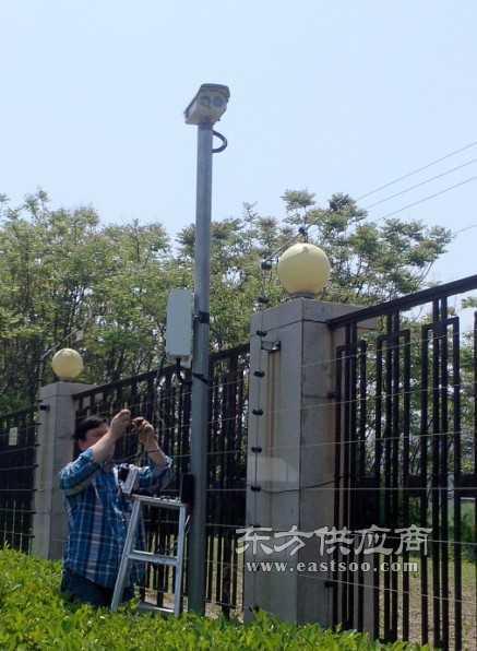 交通专用高清固定雷达测速仪卡口测速仪