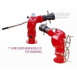 自吸式移动式泡沫-水两用消防炮图片