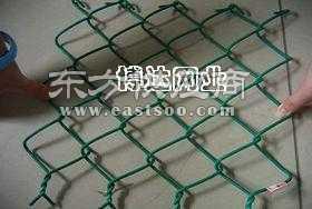 勾花网/活络网/斜方网/镀锌/包塑菱形网/环链隔离网
