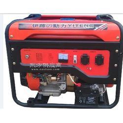 7.5kw汽油发电机组参数图片