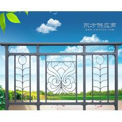 镀锌楼盘玻璃阳台护栏 镀锌楼盘玻璃阳台护栏图片