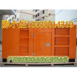 噪音低上柴发电机静音箱发电机专业厂家生产图片