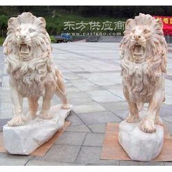 最优质石雕狮子报价图片