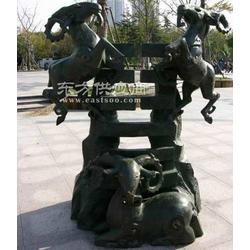 专业雕刻石雕三阳开泰图片