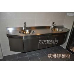 不锈钢浴室柜 不锈钢橱柜 不锈钢台面图片