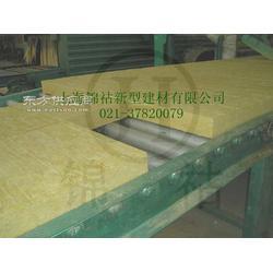 岩棉保温板半硬质岩棉板A级防火岩棉板图片