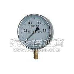 YTZ-150电阻远传压力表图片