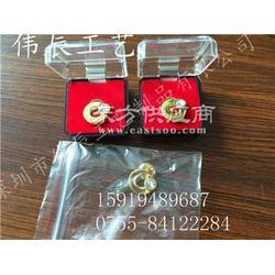 找金属胸徽,Logo领徽定制,西服领标制作图片