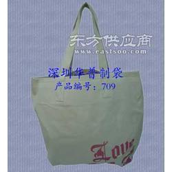 购物袋帆布袋 帆布袋订做制作 环保帆布袋厂家图片