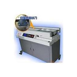 澳博LCD600SL全自动胶装机澳博精工精品胶装机图片