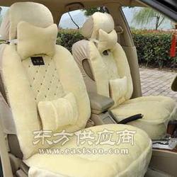 动物毛汽车坐垫辨别的方法图片