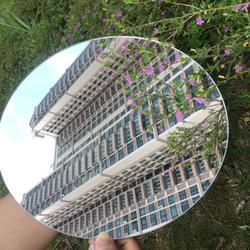 生产亚克力塑胶镜片 ps塑胶镜片 亚克力玩具镜片 ps优质镜子图片