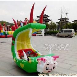 猪八见毛绒电动玩具车高级毛绒玩具车图片